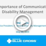 The Importance of Communication in Disability Management